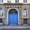 Berliner Türen - Tür in der Krummestraße