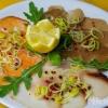 Ristorante La Cennetta in Berlin: Fischcarpaccio
