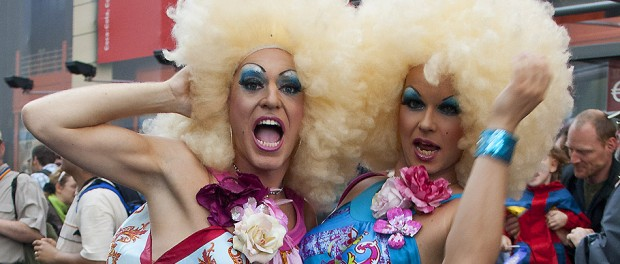 CSD Parade in Berlin 2008