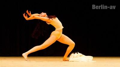 Sabina Abasova studiert an der Staatlichen Ballettschule Berlin