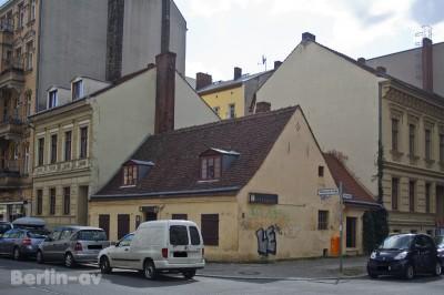 Haubachstrasse Ecke Wilmersdorfer Str. in Alt-Charlottenburg