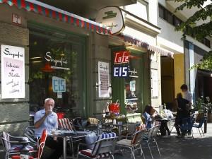 Cafe Sorgenfrei in Berlin-Schöneberg