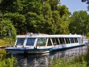Dampferfahrt im Tiergarten