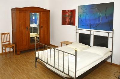 Zimmer im Hotel MitArt (Ausschnitt)