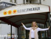 Karin Bares leitet das Kleine Theater in brelin Friedenau