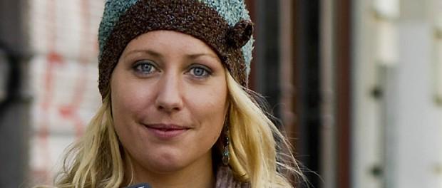 Die Filmemacherin Kordula Hildebrandt