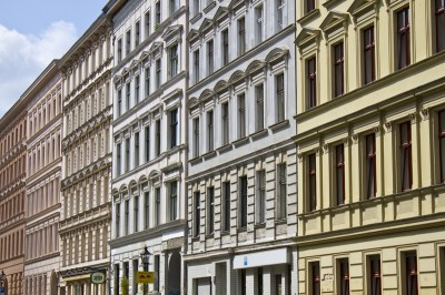 Kreuzberger Gründerzeitbauten