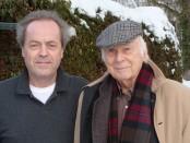 Stefan Lukschy und Vicco von Bülow alias LORIOT