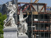 Palast der Republik - Abriss 2008