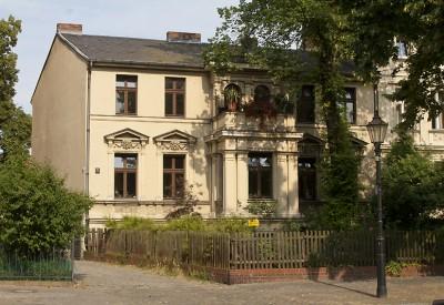 Wohnhaus am Richardplatz