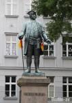 Denkmal von Friedrich Wilhelm I. in Rixdorf