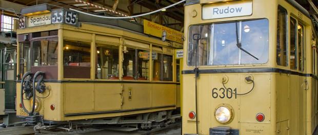 Sammlung Nahverkehr Technikmuseum