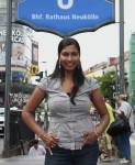 In Neukölln aufgewachsen: Sangeetha Sander