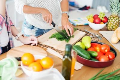 Vegetarisch oder vegan am besten selber zubereiten.