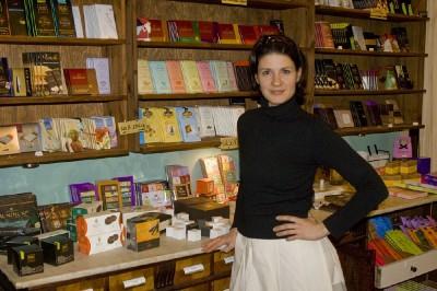 Natascha Kespy von den Winterfeldt-Schokoladen