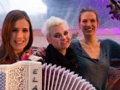"""Die Band """"Elaiza"""" vertritt Deutschland beim ESC in Malmö"""