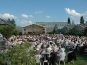 Sommerkonzerte im Botanischen Garten © U. Nef, Botanischer Garten und Botanisches Museum Berlin-Dahlem