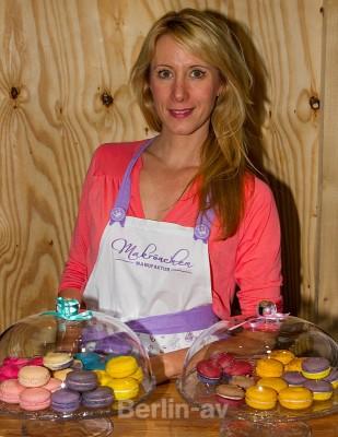 Laura Leising und ihre Makrönchen - Makrönchenmanufaktur