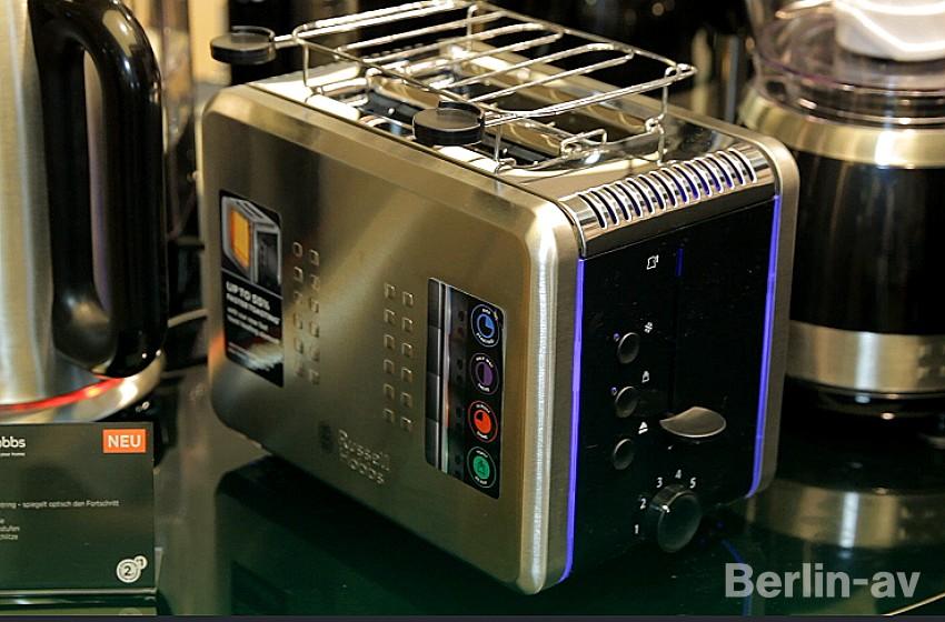 "Toaster aus der Frühstücksserie ""Illumina"""