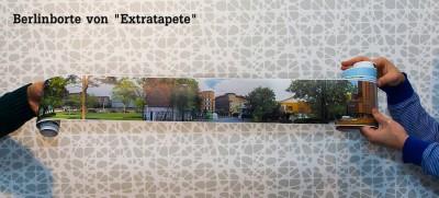 Berlinborte von Extratapete