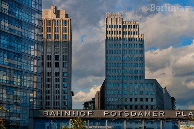 Beisheim Center am Potsdamer Platz