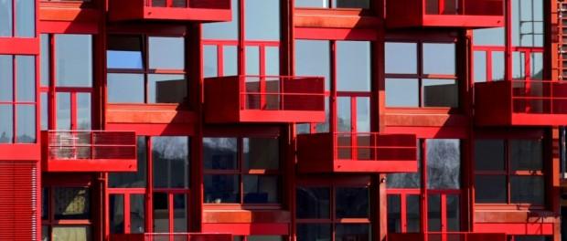 Neubauten an der Monumentenstrasse