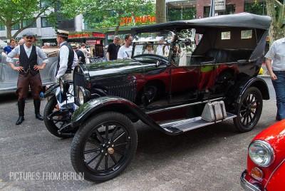Durant Star von 1923. Kostete ursprünglich mal 320 Dollar. Classic Days Berlin