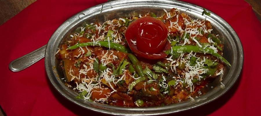 Indisch vegetarisch gibt es im Satyam in Berlin