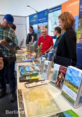 Velo Berlin 2016 - Angebote für Radreisen und Radtouren in Brandenburg