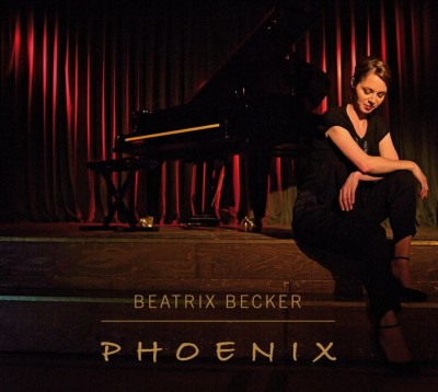 """Das neue Album """"PHOENIX"""" von Beatrix Becker"""