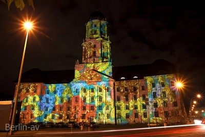 Festival of Lights 2016 - Stadthaus