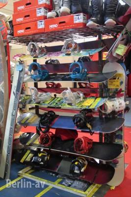Surfboards auf der Boot und Fun 2016