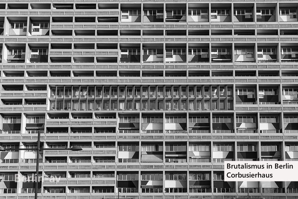 Brutalismus in berlin berlin av berichte fotos und for Architektur brutalismus