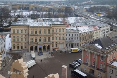 Der Alte Markt und das Museum Barberini