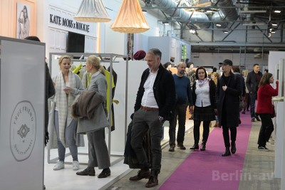 PREMIUM Modemesse Berlin 2017 in der Station