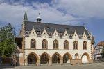 Goslar - Marktplatz mit gotischem Rathaus