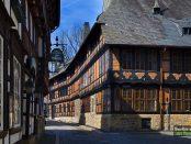 Das Siemenshaus in Goslar - Weltkulturerbe