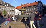 Der Marktplatz von Goslar