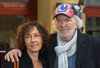 Miachel Gwisdek und seine Frau Gabriela Gwisdek - Achtung Berlin 2017