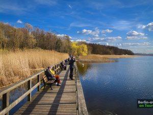Am Blankensee im Naturpark Nuthe-Nieplitz