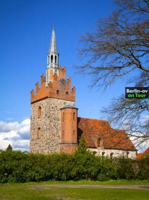 Dorfkirche in Wittbrietzen - Naturpark Nuthe-Nieplitz