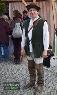 Die Figur Hans Clauert, der märkische Eulenspiegel in Trebbin