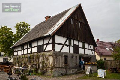 Bauernmuseum in Blankensee - Naturpark Nuthe Nieplitz