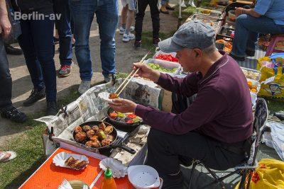 Exotisches und authentisches asiatisches Essen auf der Thaiwiese in Wilmersdorf.