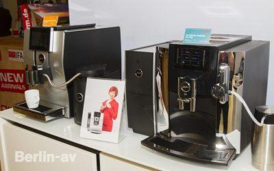 Kaffeemaschinen von Jura - IFA 2017