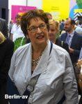 Bundesministerin Zypris auf der PREMIUM Modemesse 2017