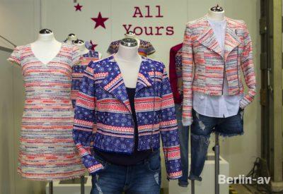 All Yours auf der Premium Modemesse 2017