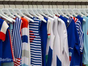 Kreationen von Knitts auf der Premium Modemesse