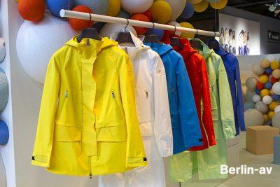 Regenjacken von Peuterey - Premium Modemesse 2017