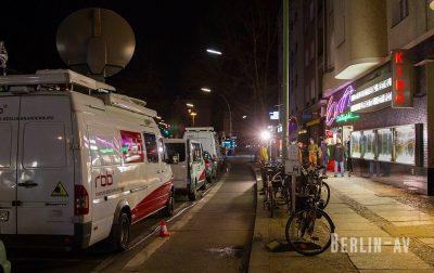 Auch der RBB war schon zu Gast. Eva Lichtspiele in Berlin Wilmersdorf